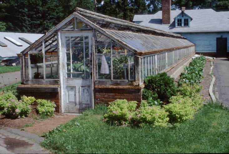 Original Greenhouses at Elizabeth Park